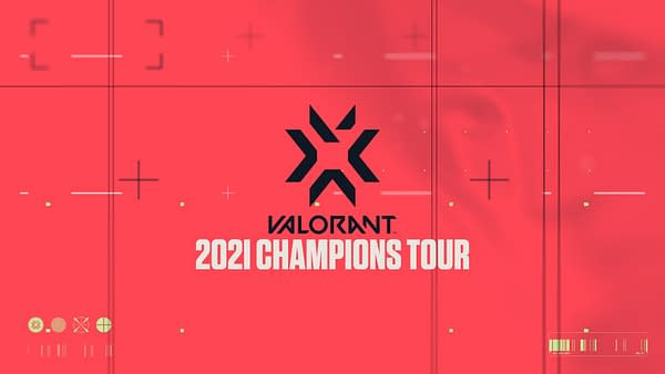 Artwork for the 2021 Valorant Champions Tour, courtesy of Riot Games.