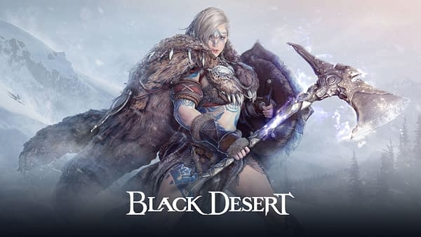 A look at the Guardian class as she drops into Black Desert for console. Courtesy of Pearl Abyss.