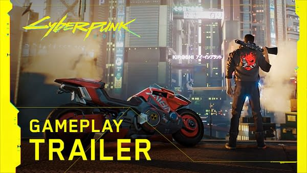 Get a better look at how the game will play when Cyberpunk 2077 comes out in December, courtesy of CD Projekt Red.