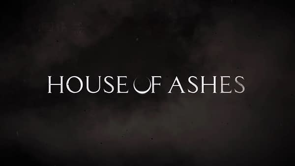 A look at the logo for The Dark Pictures Anthology: House Of Ashes, courtesy of Bandai Namco.
