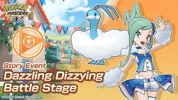 Pokémon Masters EX promotional art. Credit: DeNA