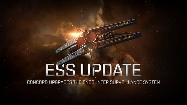 The ESS Update is one of several being implemented into EVE Online, courtesy of CCP Games.