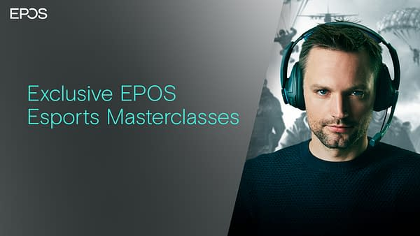 The Esports Masterclasses will take play over a few days in January, courtesy of EPOS.
