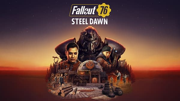 A new dawn is coming to Fallout 76, and you best be ready! Courtesy of Bethesda Softworks.