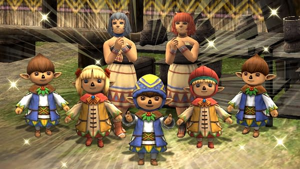 Look out! Its the Star Onion Brigade! Courtesy of Square Enix.