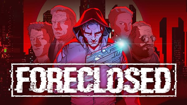 Foreclosed is coming to every console and PC sometime in 2021, courtesy of Merge Games.