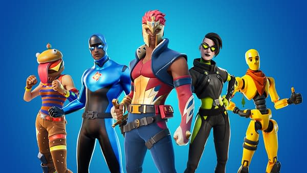 We can be heroes, on next-gen platforms. Courtesy of Epic Games.