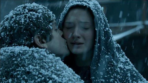 Game of Thrones: Iwan Rheon Dreaded Filming Sansa Stark Rape Scene