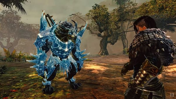 The beginning of the end for Guild Wars 2: The Icebrood Saga starts with a truce, courtesy of ArenaNet.