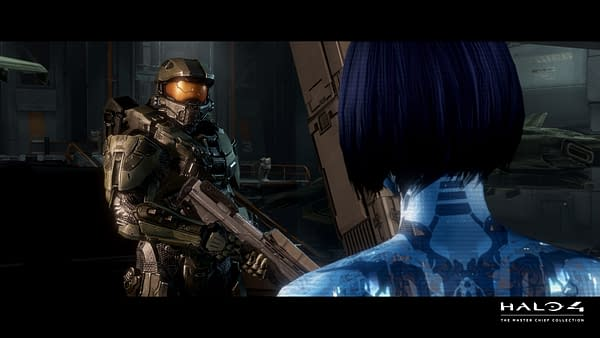 Now you can better see what a weird entry this game is in the series. Courtesy of 343 Industries.