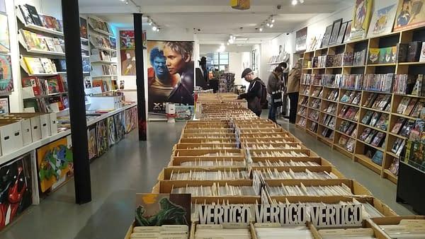 How London's Orbital Comics Is Selling Robert Crumb In Lockdown