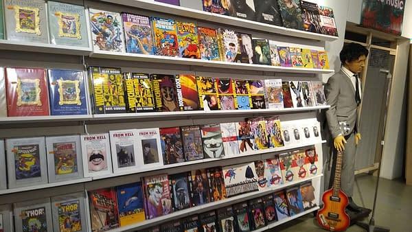 Orbital Comics Selling Robert Crumb In Lockdown