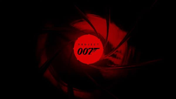 Finally, we're getting a new 007 video game, courtesy of IO Interactive.