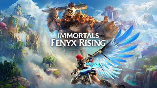 Immortals Fenyx Rising will be released on December 3rd, courtesy of Ubisoft.