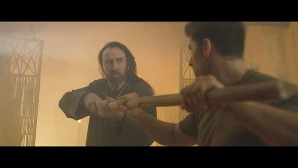 Jiu Jitsu – Alain Moussi Talks Cast Camaraderie, Bond with Director