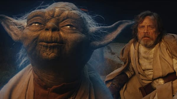 Star Wars: Yoda Actor Frank Oz Defends Last Jedi Dir. Rian Johnson