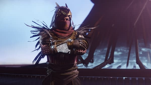 A look at Osiris in Destiny 2, courtesy of Bungie.