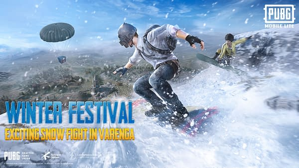 You know what was missing from this game? Snowboards. Courtesy of Tencent Games.