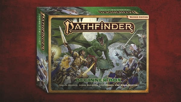 A look at the Pathfinder Beginner Box from Paizo.