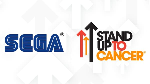 This marks the first time SEGA will partner with Stand Up To Cancer for these streams.