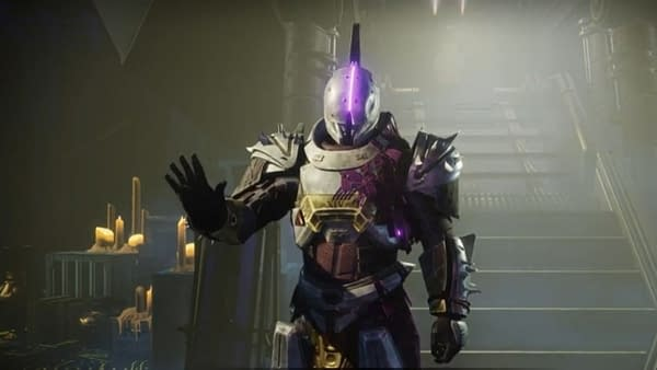 A look at Saint in Destiny 2, courtesy of Bungie.