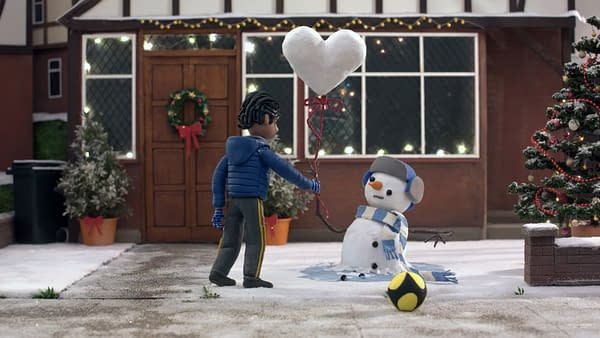 John Lewis Has A Multi-Animated Christmas TV Ad To Support Many