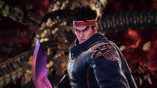 Finally, Hwang returns to the Stage of History, courtesy of Bandai Namco.