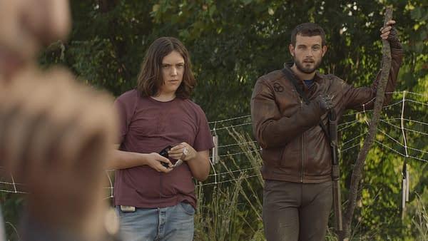 The Walking Dead: World Beyond (Photo Credit: AMC)