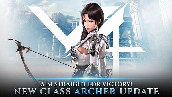 A look at the new Archer class that's now in V4, courtesy of Nexon.