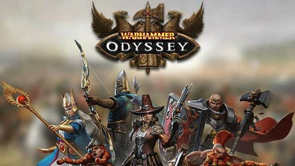 A look at the characters you could become in Warhammer: Odyssey. Courtesy of Virtual Realms.