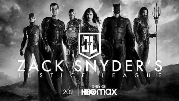 Zack Snyder Shares a B&W Trailer for Zack Snyder's Justice League