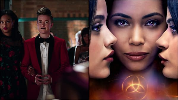 Charmed is welcoming a new face to the cast for season 3 (Images: CBS All Access/The CW)
