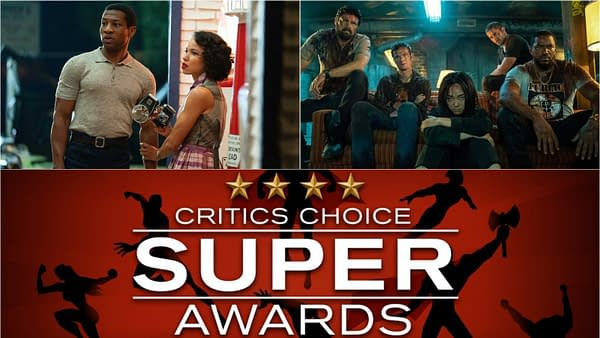 Critics Choice Super Awards: Lovecraft Country, The Boys Lead Noms (Images: HBO/Amazon Prime/Critics Choice)