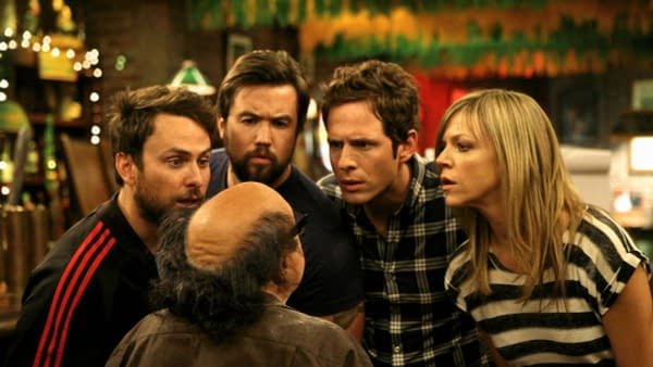 Always Sunny in Philadelphia: The Gang Helps Fire Donald Trump (Image: FXX)