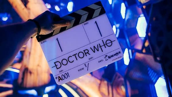 Doctor Who Series 13 filming is underway (Image: BBC)