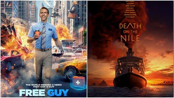 Free Guy et Death on the Nile ont été retardés indéfiniment