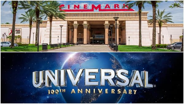 Universal and Cinemark Strike a Deal to Shrink the Theatrical Window