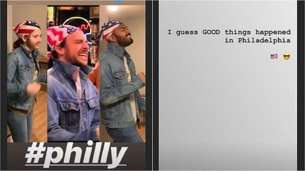 It's Always Sunny in Philadelphia: