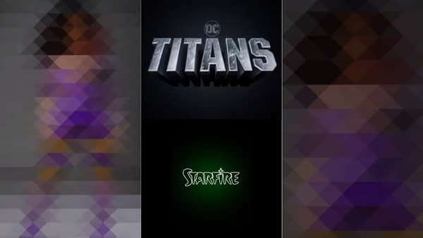 Titans has a Starfire reveal planned for Monday, November 23 (Images: HBO Max-screencaps)
