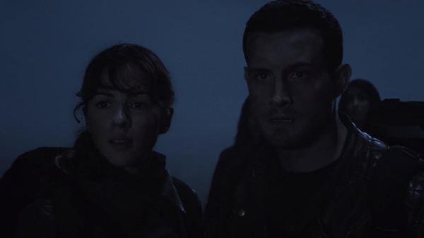 The Walking Dead: World Beyond series finale screencap image.
