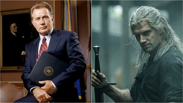 The Witcher showrunner Lauren S. Hissrich remebers her writing start on The West Wing (Images: WarnerMedia/Netflix)