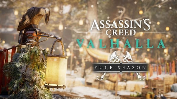 Time to take part in the Yule Season, courtesy of Ubisoft.