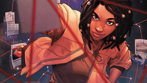 Naomi is coming to The CW (Image: DC Comics)