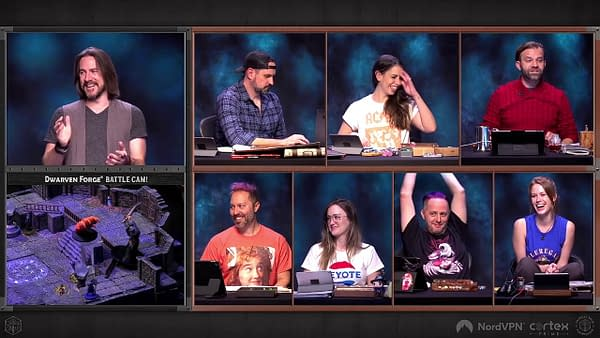 Critical Role Cast from Campaign 2 Episode 120