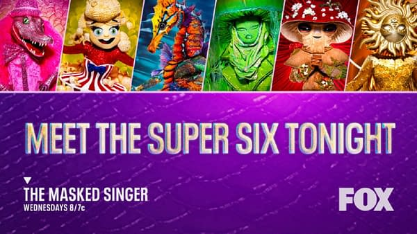 The Masked Singer Season 4 semi-finals are this week. (Image: FOXTV)