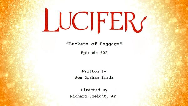 Lucifer writers reveal season 6 episode titles (Images: Netflix)