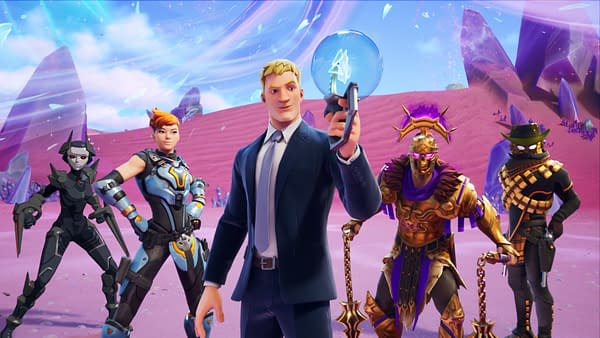 Oh hey, we look a tiny bit better than we used to. Courtesy of Epic Games.