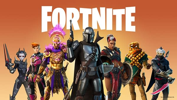 Well aren't you a colorful cast of characters. Courtesy of Epic Games.