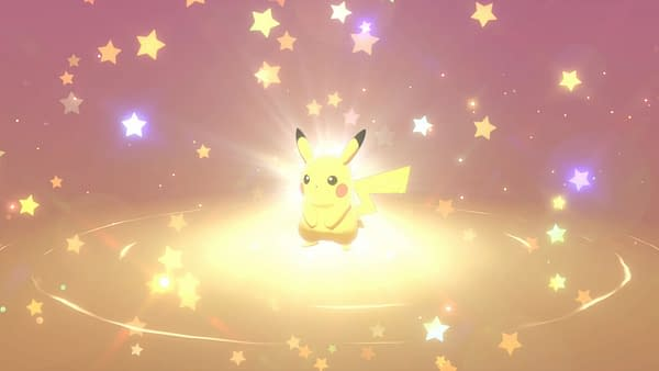 Yes, we can officially say, a 3D animated Pikachu has been in space long before most of humanity. Courtesy of Nintendo.