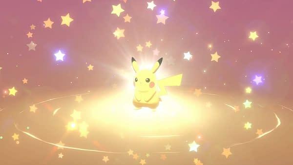 Oui, nous pouvons le dire officiellement, un Pikachu animé en 3D a été dans l'espace bien avant la plupart de l'humanité.  Gracieuseté de Nintendo.